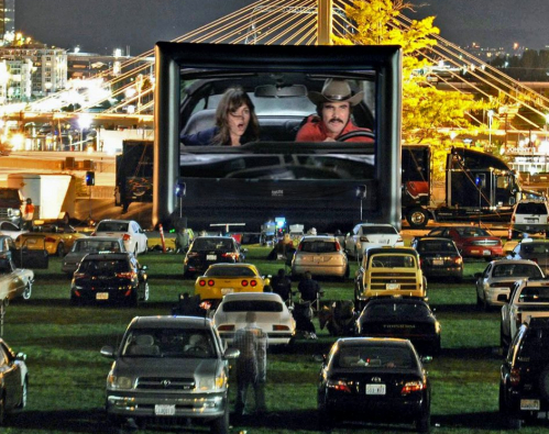 Drive In And Production Events Funflicks Outdoor Movies